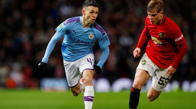Man City vs Man Utd Carabao Cup India Telecast Channel and Live Streaming When and where to watch Manchester Derby