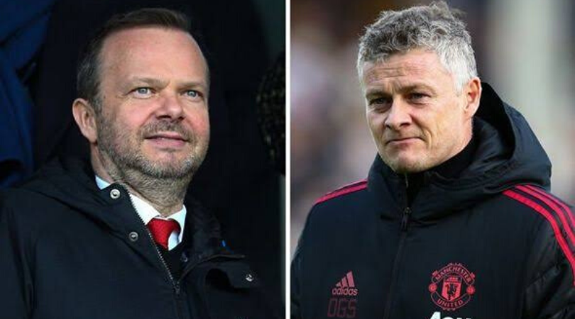Man Utd News Red Devils in talks with former Premier League manager to replace Solskjaer