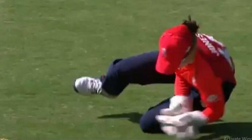 WATCH: Smriti Mandhana receives massive reprieve as third umpire declares Amy Jones' catch as a drop