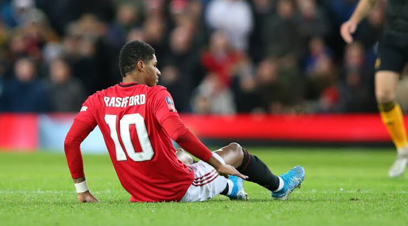 Marcus Rashford Injury Solskjaer comments on Man U Ace's availability for the Liverpool match