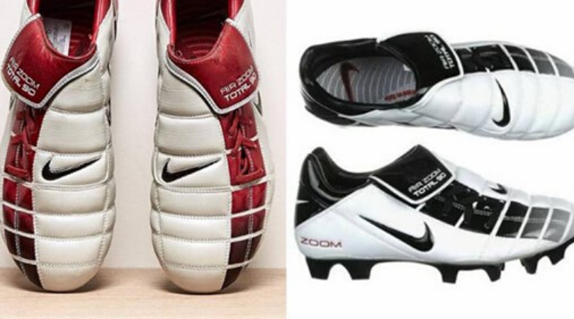 New Nike Phantom Venom Boots are inspired by the Vintage Total 90's from 2002