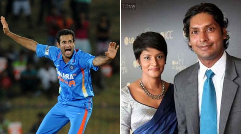 """""""I said something about his wife"""": Irfan Pathan remembers sledging incident with Kumar Sangakkara"""