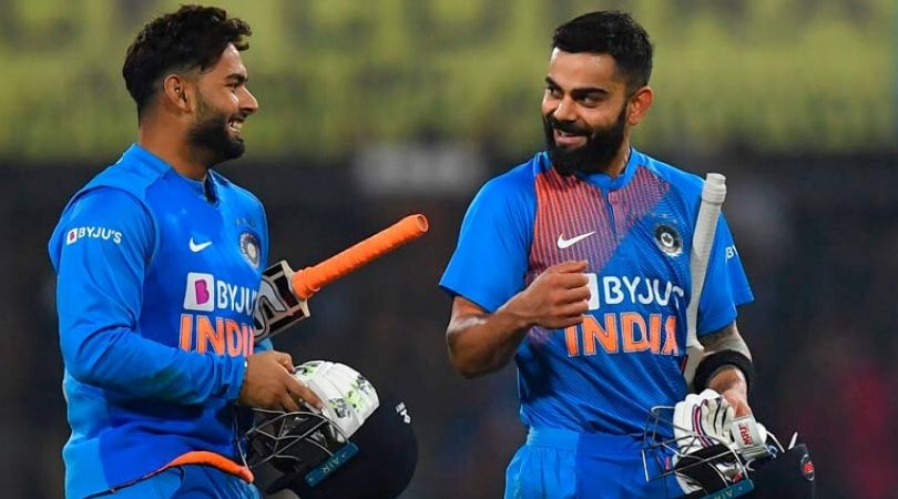 Why is Rishabh Pant not playing today's third T20I between India and Sri Lanka?