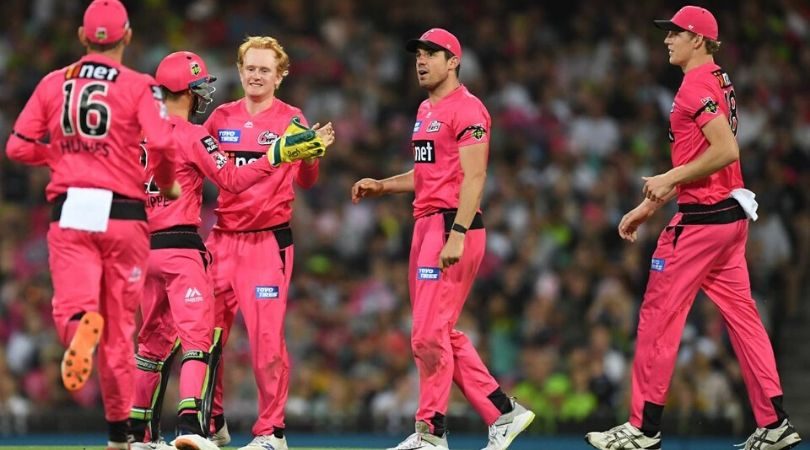 STA vs SIX Dream11 Prediction : Melbourne Stars vs Sydney Sixers Best Dream 11 Team for BBL 2019/20 Play-off Match
