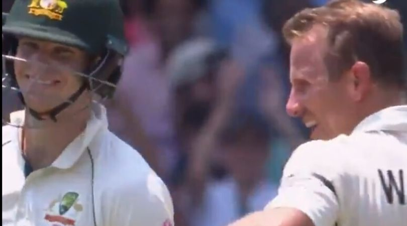 WATCH: Crowd roars as Steve Smith gets off the mark on 39th ball vs New Zealand in Sydney