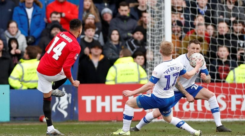 Jesse Lingard goal Vs Tranmere Rovers: Watch Manchester United star score for first time in 13 months