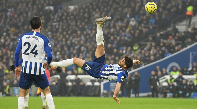 Alireza Jahanbaksh goal Vs Chelsea: Watch Iranian superstar scoring against Blues to deny them win