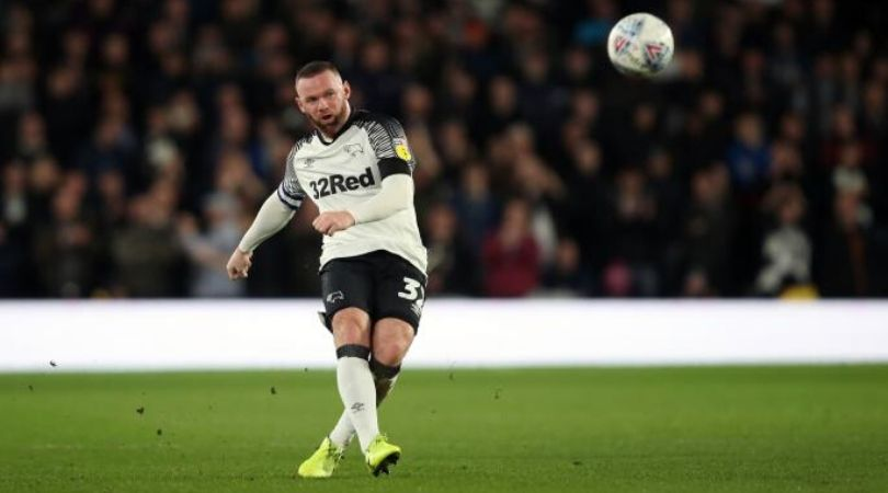 Wayne Rooney's stunning free-kick assist to Jack Marriott introduces him back in English football