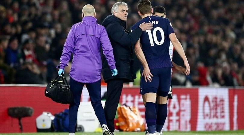 Harry Kane Injury: Jose Mourinho fears worst amidst irreplaceable Kane's injury