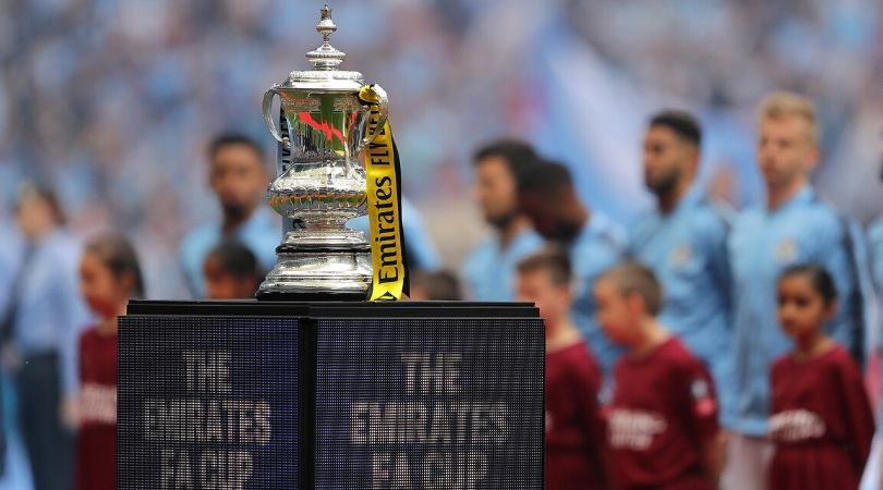 Why is every FA Cup third round match is scheduled one minute late?