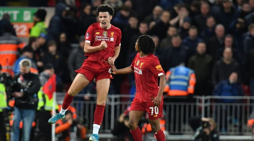 Curtis Jones goal Vs Everton: Watch Liverpool youngster score against Everton in 3rd round of FA Cup