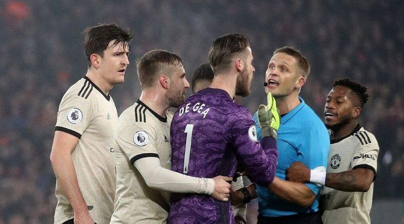Manchester United penalized by English FA after Liverpool defeat