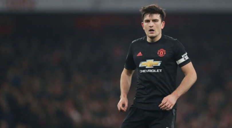 Video featuring Harry Maguire 'disasterclass' performance during Arsenal vs Man Utd has gone viral
