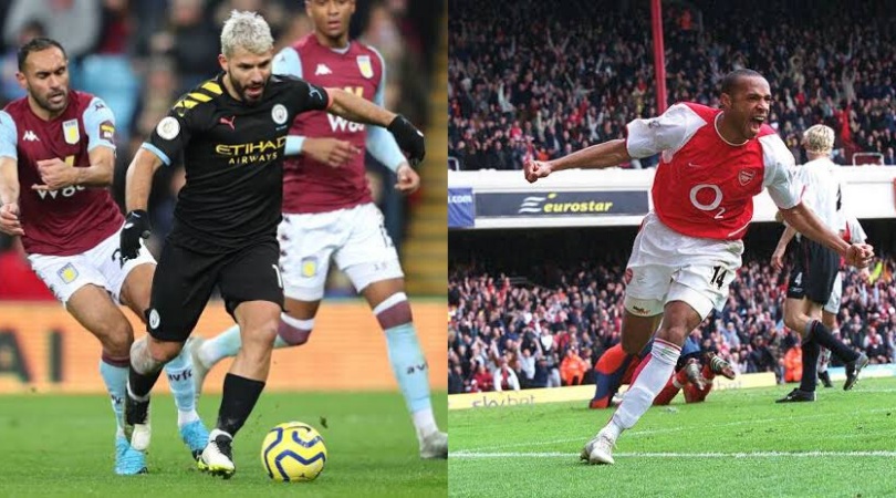 Video showing why Thierry Henry was a better footballer than Sergio Aguero goes viral