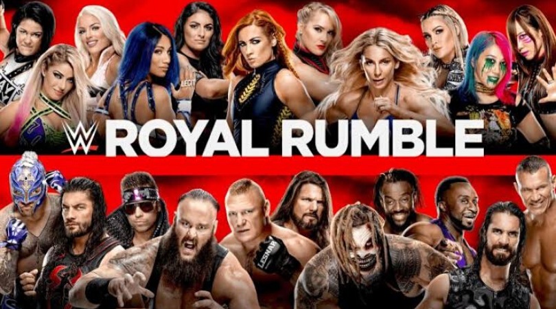 WWE Royal Rumble 2020 Broadcasting Channels and Live streaming details in India