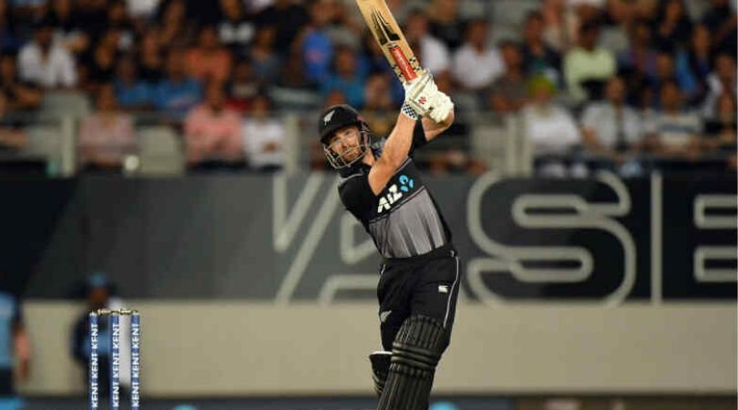 Why is Kane Williamson not playing today's fourth T20I between New Zealand and India?