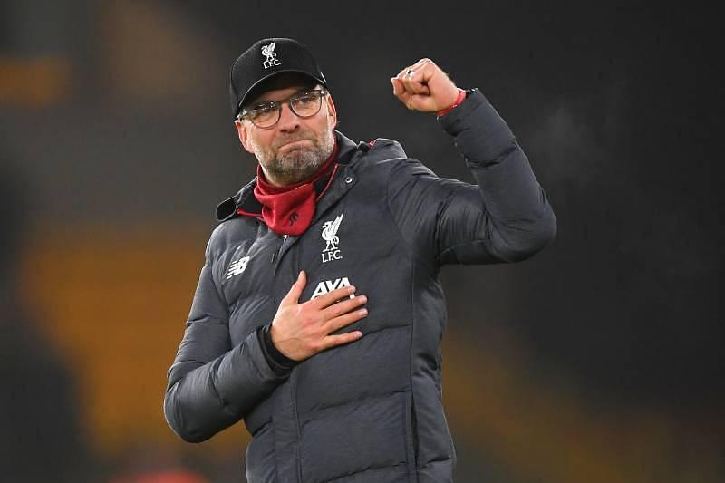 Jurgen Klopp's Liverpool bazooka is tearing up World football