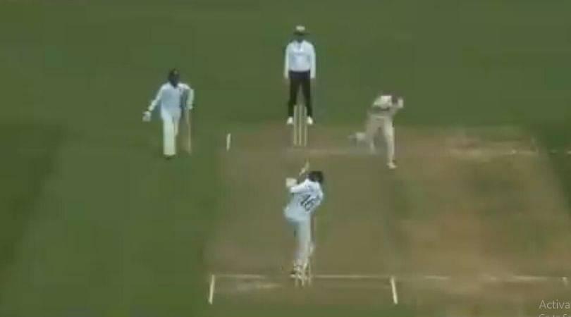 WATCH: Mayank Agarwal aces Natraj Shot in Hamilton warm-up match