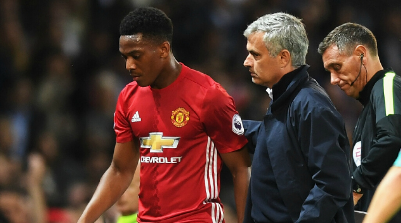 Anthony Martial reveals he was desperate to prove Mourinho wrong