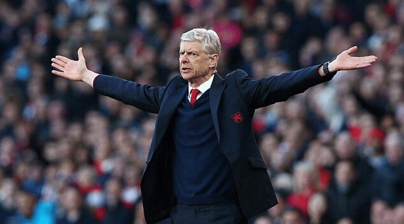 Arsene Wenger slams Man City following Champions League ban