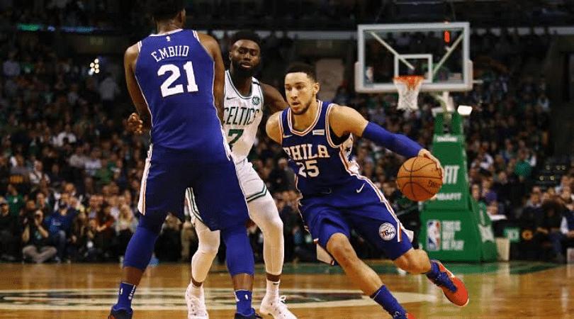 BOS Vs PHI Dream11 prediction Boston Celtics Vs Philadelphia 76ers Best Dream 11 Team for NBA 201920
