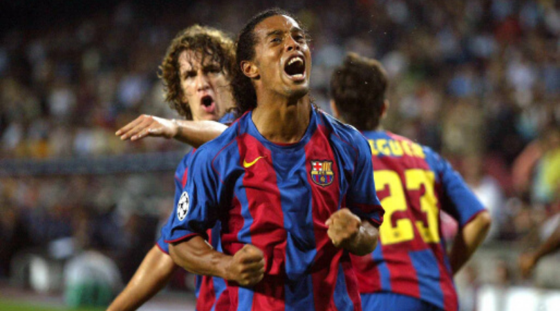 Barcelona Legend Ronaldinho Set To Make A Return To The Camp Nou In August The Sportsrush