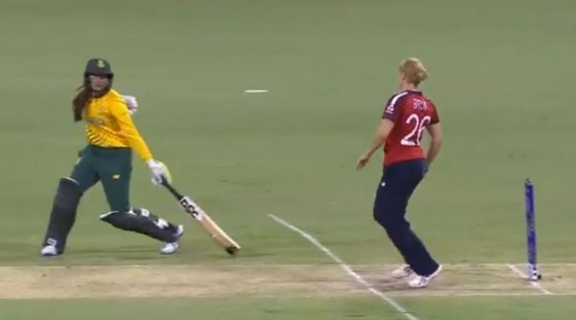 WATCH: Katherine Brunt doesn't mankad Sune Luus in crunch situation; creates storm on social media