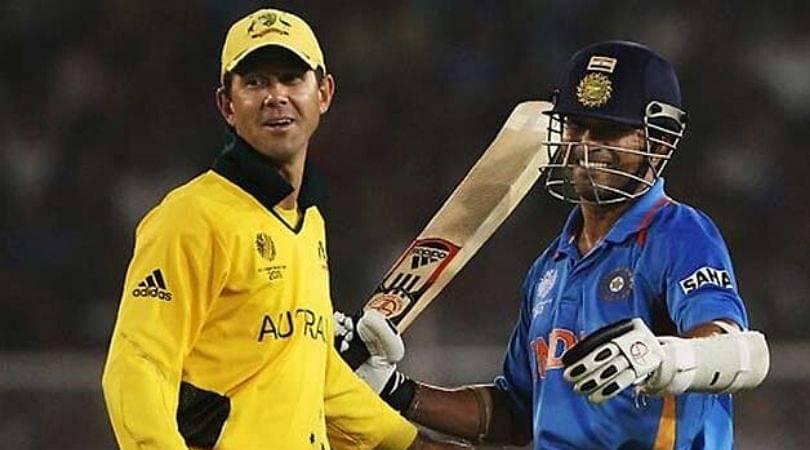 Playing XI for Bushfire Relief Match: Sachin Tendulkar to coach Ponting XI