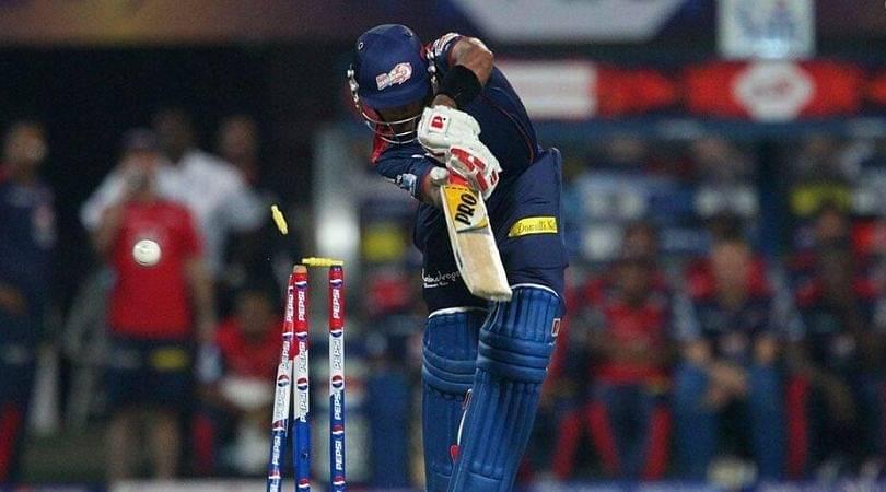 Unmukt Chand dismissal vs Brett Lee: Watch KKR's fast bowler castles DD's opening batsman with a jaffa