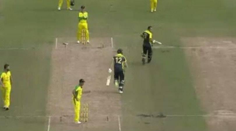 WATCH: Last-ball drama in Bushfire Relief Match; batsmen attempt to run four runs to tie the match