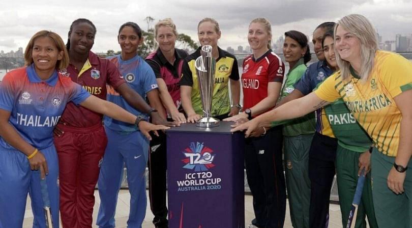 ICC Women's T20 World Cup 2020 schedule, fixtures and venues