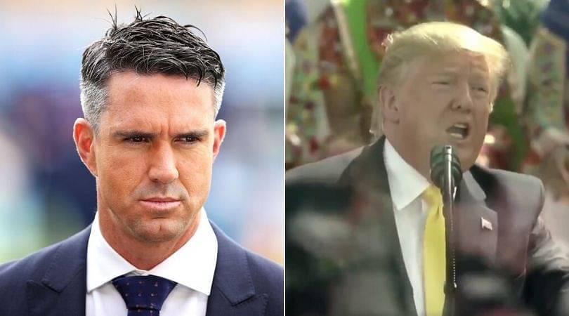 Kevin Pietersen slams Donald Trump over lack of research regarding Sachin Tendulkar's name