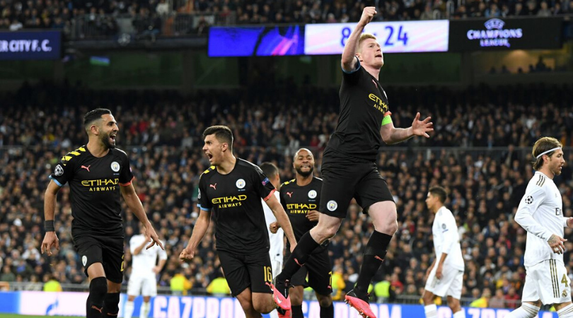 Kevin De Bruyne's performance vs Real Madrid proves he's the best midfielder in the world right now