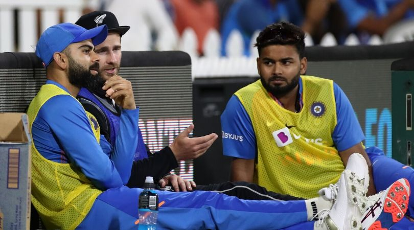 Virat Kohli reveals conversation with Kane Williamson from the sidelines of fifth NZ vs IND T20I