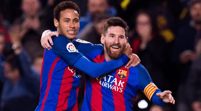 Lionel Messi admits Neymar wants to return to Barcelona