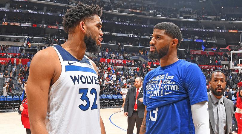 MIN Vs LAC Dream11 Prediction: Minnesota Timberwolves Vs LA Clippers Best  Dream 11 team for NBA 2019-20 | The SportsRush