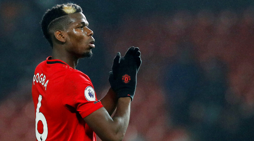 Man Utd Transfer News Real Madrid will offer midfield ace for Paul Pogba in the summer