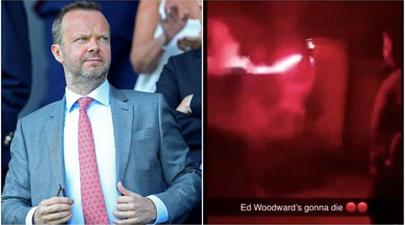 Manchester United accuse The Sun of knowing about Ed Woodward home attack, the Newspaper responds
