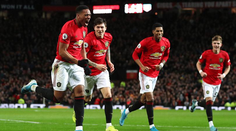 EVE vs MUN Dream11 Prediction : Everton Vs Manchester United Best Dream 11 Team for Premier League 2019-20