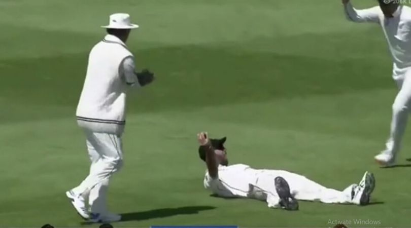 WATCH: Daryl Mitchell grabs one-handed stunner to dismiss Jasprit Bumrah in Wellington Test