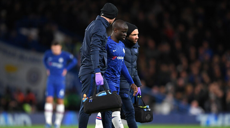 N'Golo Kante injury How long will the Chelsea midfielder be out for