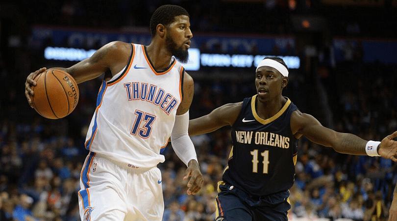 NOP Vs OKC Dream 11 Prediction New Orleans Pelicans Vs Oklahoma City Thunder Best Dream 11 Team for NBA 2019-20