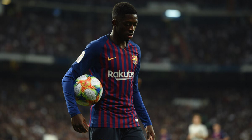 Ousmane Dembele injury Barcelona forward suffers yet another hamstring injury