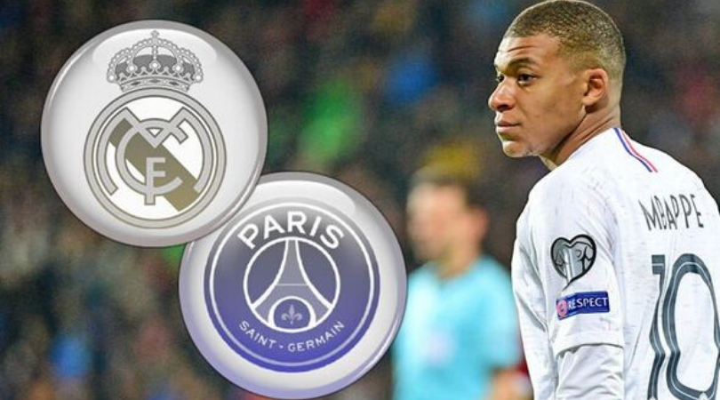 PSG offer Kylian Mbappe massive salary hike to ward off interest from Real Madrid