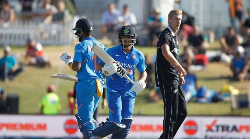 WATCH: KL Rahul and Manish Pandey communicate in Kannada while running between the wickets in Mount Maunganui ODI