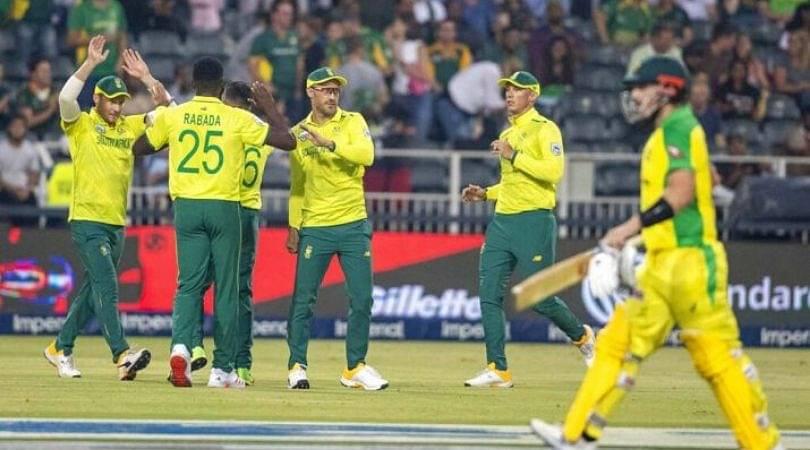 SA vs AUS Dream11 Prediction: South Africa vs Australia Best Dream 11 Team for Third T20I Match