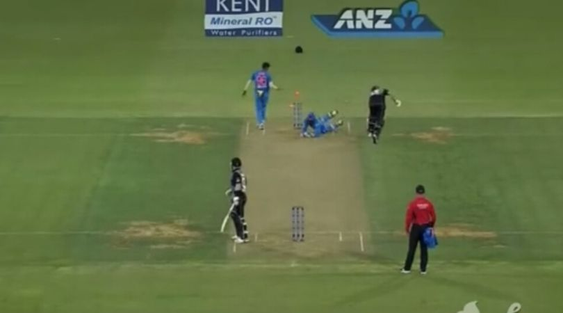 WATCH: Sanju Samson and KL Rahul join hands to smartly run-out Tom Bruce in fifth T20I