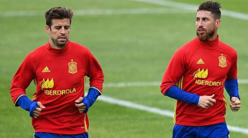 Sergio Ramos, Gerard Pique and 2 other World Cup winners included in Spain's pre-list for 2020 Summer Olympics