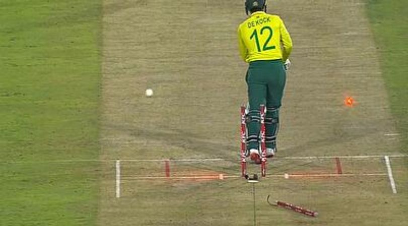 WATCH: Mitchell Starc castles Quinton de Kock with a jaffa in Johannesburg T20I