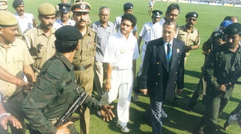 On This Day in 1999: Watch Sachin Tendulkar's controversial run-out sparks riot at Eden Gardens